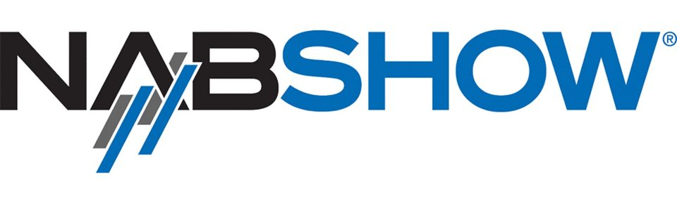 Logo for the NAB Show. Flavorlab Sound's Brian Quill attended the conference in 2012.