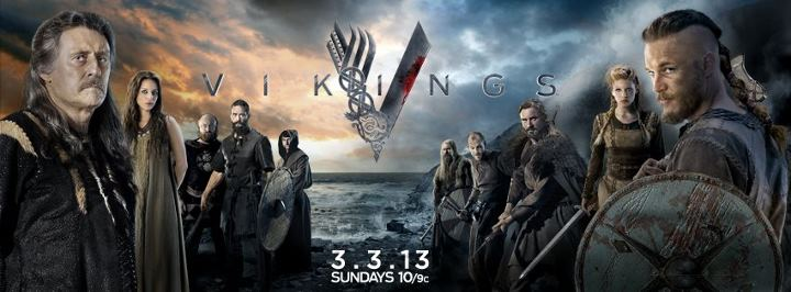 Banner from History Channel's Vikings. Flavorlab Sound has provided sound design and mix for a number of History Channel promos over the years.