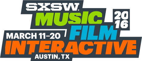 Logo for the 2016 South By Southwest Music Film Interactive. Flavorlab Sound provided audio post production at two films in the festival: Jack Goes Home and Long Nights, Short Mornings.