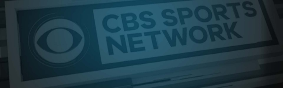 Logo for CBS Sports. Flavorlab Score composed original music for the network.