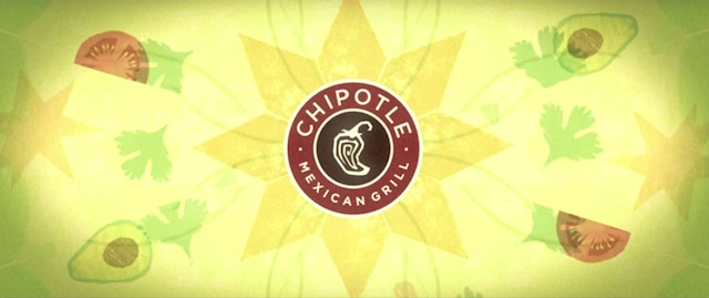 Banner from Chipotle: A Love Story. Flavorlab provided music licensing, sound design, and mix to the campaign.