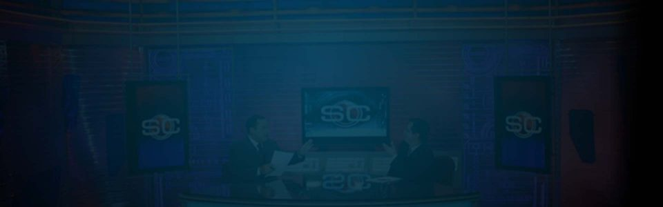 Still from ESPN Sports Center. Flavorlab Score provided original custom scoring for the series.