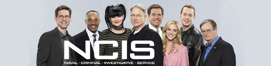 Poster for NCIS with all cast members