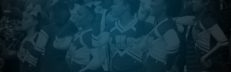 Still of a high school cheerleading team watching a girl being asked to prom from MTV's Promposal. Flavorlab Sound mixed the debut season of the show.