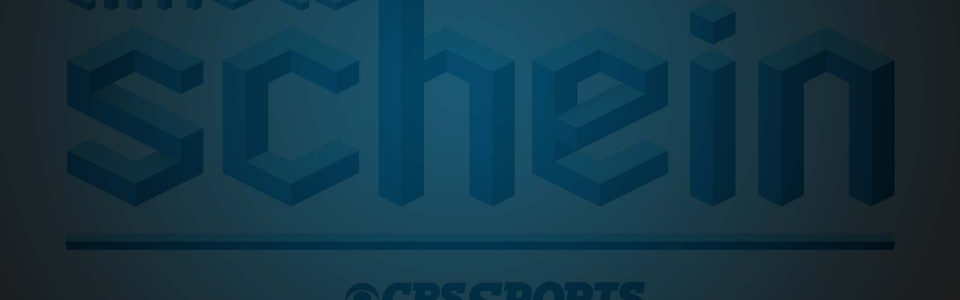 Banner for Time To Schein on CBS Sports. Flavorlab Score provided a custom music package for the pilot season.