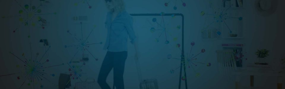 Still from Neiman Marcus advertisement. Producer's Toolbox provided music licensing for the What To Pack Holiday Edition spot.
