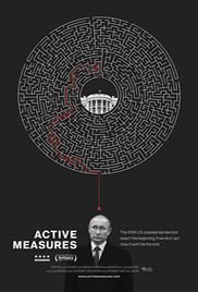 Flavorlab provided sound design and mix for political documentary, Active Measures