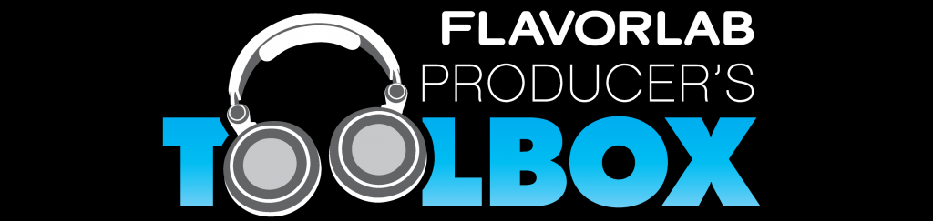 Logo for Flavorlab Producer's Toolbox.