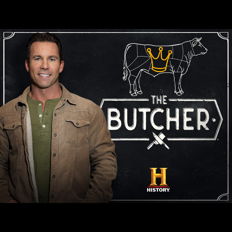 History Channel's The Butcher: catalog scoring collaboration & blanket licensing.