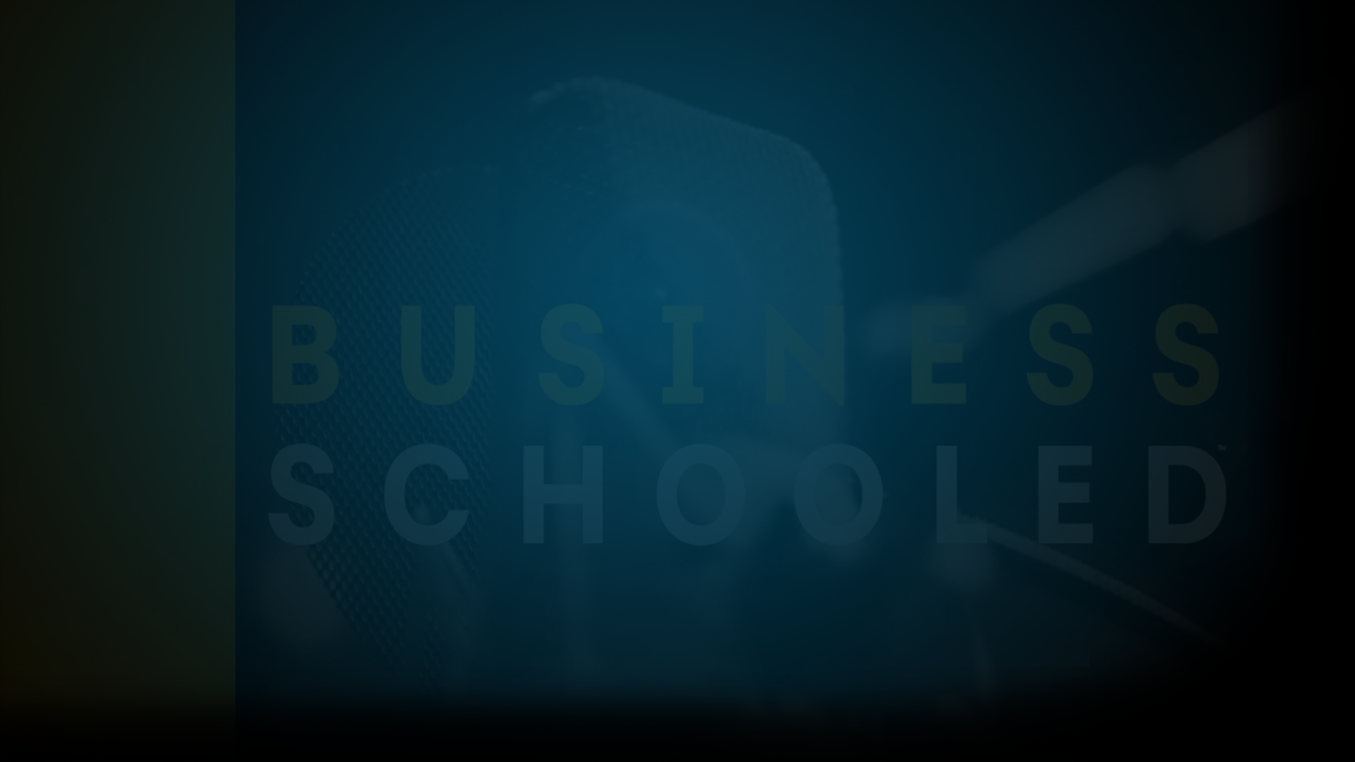 Cover image for podcast Business Schooled, created by Synchrony.