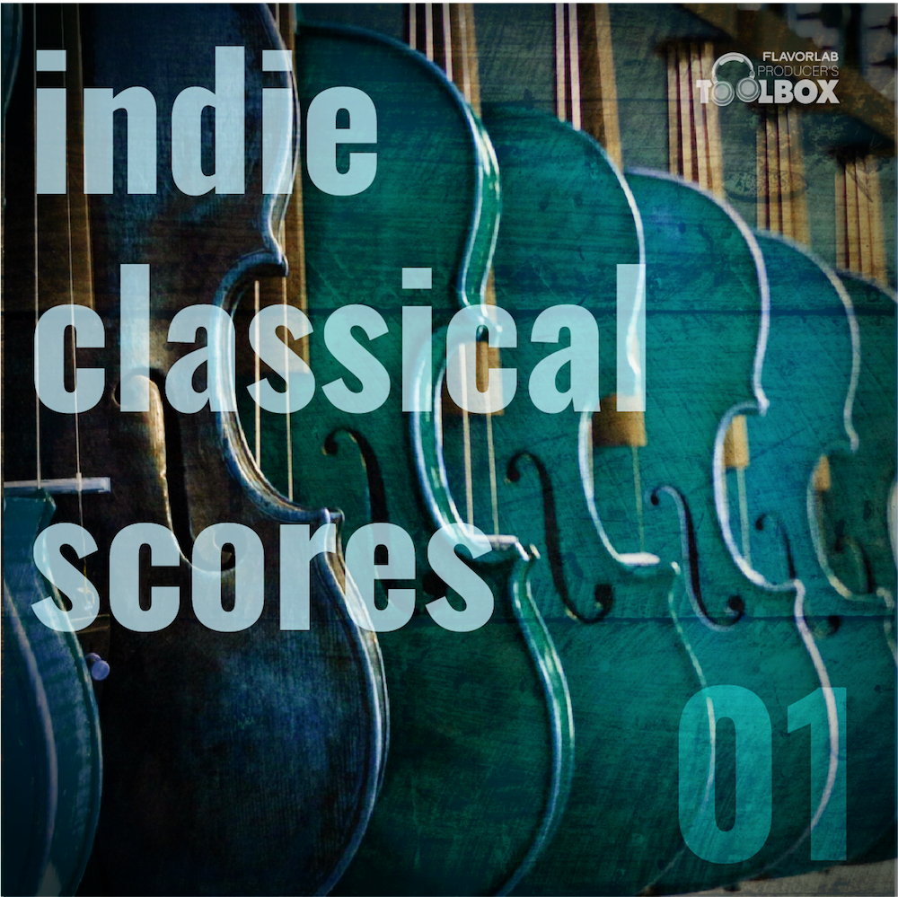Indie Classical Scores Volume 01 - Producer's Toolbox Spring 2020 Releases