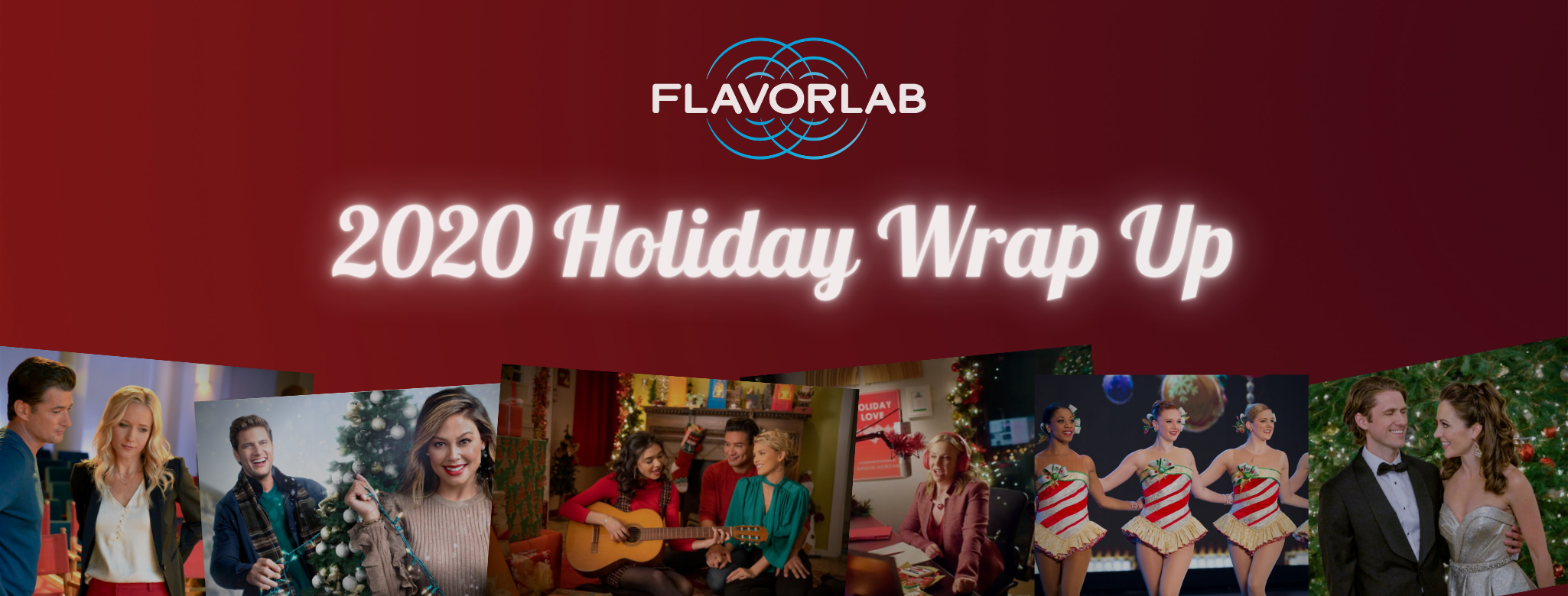 Here's our 2020 Holiday Wrap Up before we log off for some Yuletide cheer! Flavorlab Sound provided sound design and mix for 5 television films this year!